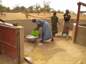 les femmes au puits